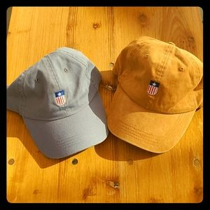 USA Theme Embroidered Casual Daddy Hats